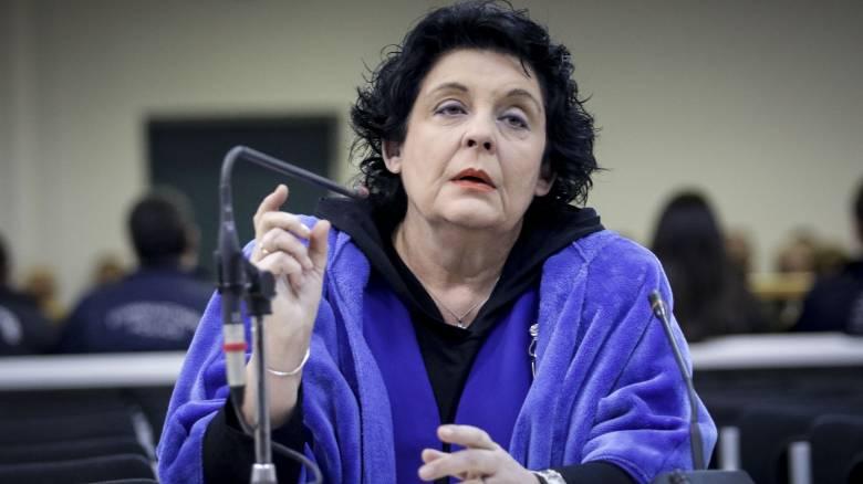 Ένοχος για συκοφαντική δυσφήμιση εις βάρος της Κανέλλη ο βουλευτής της Χ.Α. Σαχινίδης