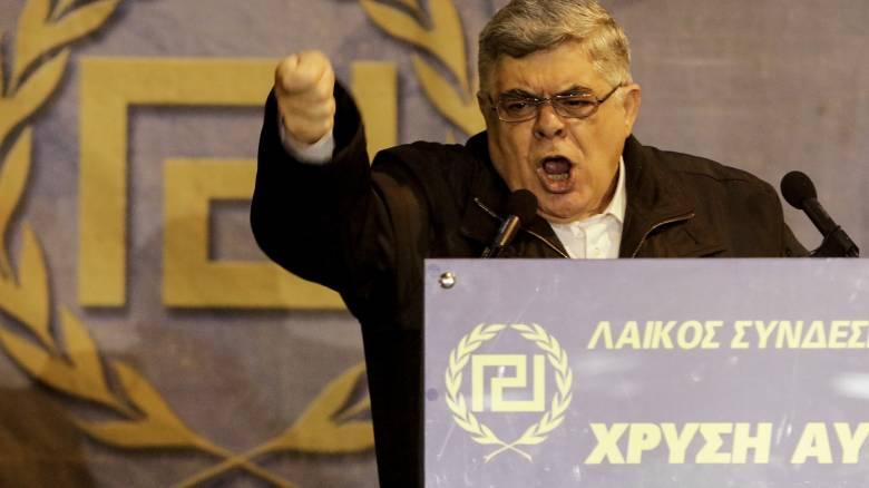 Μιχαλολιάκος: Καταδικάστηκε σε φυλάκιση οκτώ μηνών με αναστολή για ομιλία του 2011