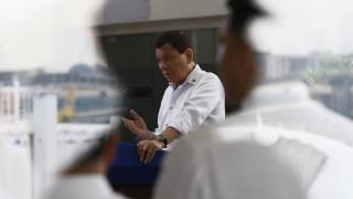 Ντουτέρτε: «Εκτελέστε με, μην με φυλακίσετε» είπε στην εισαγγελία