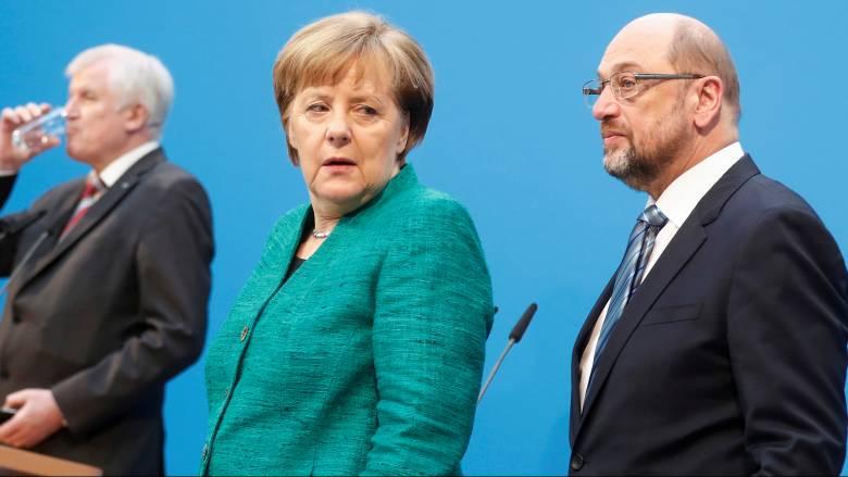 Γερμανία: Η «γκρίνια» για τα χαρτοφυλάκια και η ανησυχία για την ψηφοφορία των Σοσιαλδημοκρατών