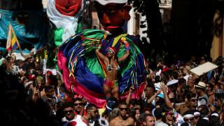 Καρναβάλι Ρίο: Η φαντασμαγορική γιορτή σε αριθμούς