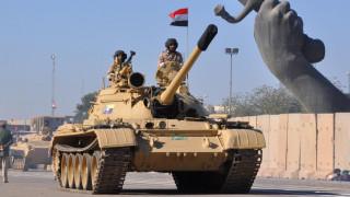 Φιλοϊρανικοί παραστρατιωτικοί «δανείστηκαν» αμερικανικά άρματα μάχης που ανήκουν στο Ιράκ