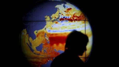 Οι θερμοκρασίες των καυτών ημερών ανεβαίνουν όλο και περισσότερο