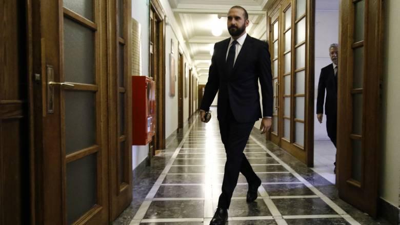 Τζανακόπουλος: Η Προανακριτική θα αποφανθεί για παραγραφή ή όχι αδικημάτων στην υπόθεση Novartis
