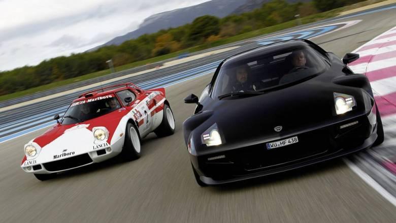 Αυτοκίνητο: Η θρυλική Lancia Stratos επιστρέφει με 550+ ίππους