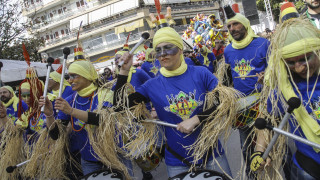 Απόκριες: Το «μπουρανί» του Τυρνάβου και τα «μπουλούκια» της Λάρισας