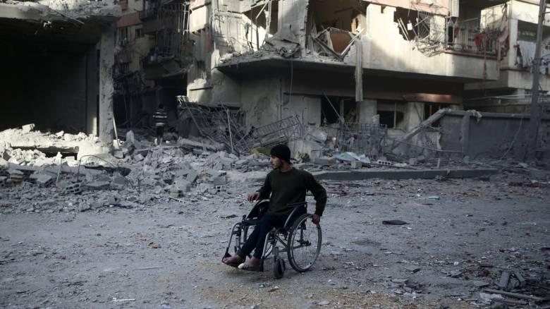 ΟΗΕ: 230 άμαχοι σκοτώθηκαν την προηγούμενη εβδομάδα στη Συρία