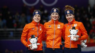 Χειμερινοί Ολυμπιακοί Αγώνες 2018: Ολλανδική «κυριαρχία» στα 3.000 μέτρα γυναικών