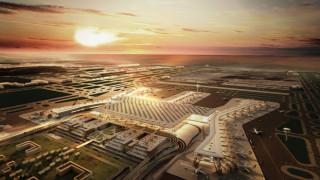 Πότε θα λειτουργήσει το νέο εντυπωσιακό αεροδρόμιο της Κωνσταντινούπολης