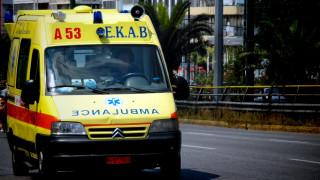 Θεσσαλονίκη: Αυτοκίνητο παρέσυρε πεζούς στη λεωφόρο Γεωργικής Σχολής