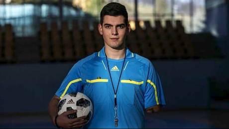 Λιούμπο Μόραβατς: «Έχασα το χέρι μου και είμαι ακόμα μέρος του ποδοσφαίρου...»