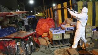 Έκρηξη φιάλης αερίου στη Βολιβία: Οκτώ νεκροί και δεκάδες τραυματίες