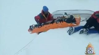 Βίντεο από την μαραθώνια επιχείρηση ανάσυρσης των ορειβατών στο Καϊμακτσαλάν