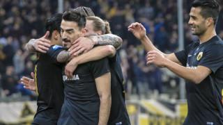 Super League: Κορυφή για ΑΕΚ, νέα «γκέλα» Ολυμπιακού