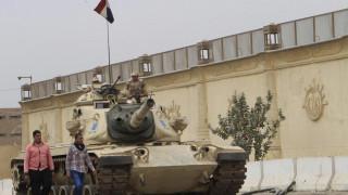 Αίγυπτος: Ο στρατός σκότωσε 16 ισλαμιστές μαχητές κατά τη διάρκεια επιχείρησης στο Σινά