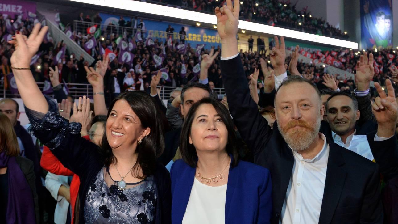 Αποτέλεσμα εικόνας για Πέρβιν Μπούλνταν Νέα πρόεδρος του HDP