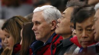 Προοπτική απευθείας συνομιλιών με τη Βόρεια Κορέα «βλέπει» ο Πενς