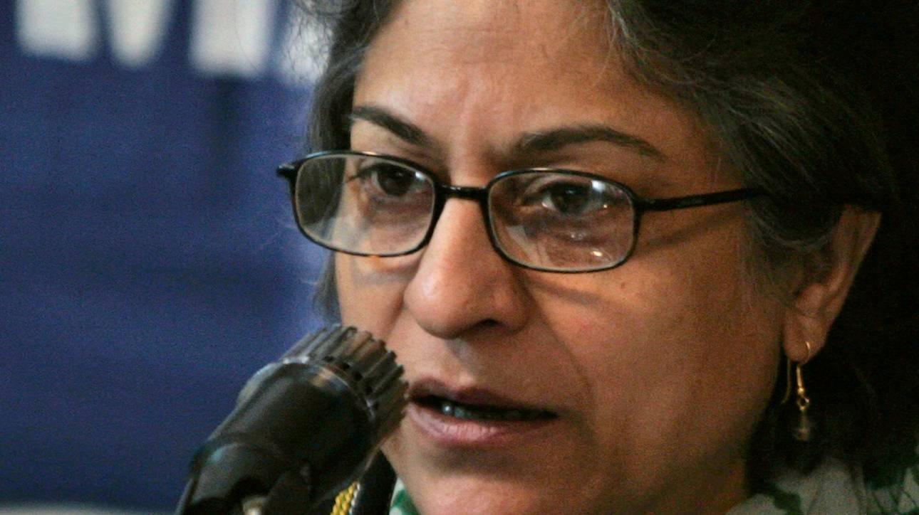 Πέθανε η δικηγόρος και ακτιβίστρια από το Πακιστάν Άσμα Τζαχάνγκιρ