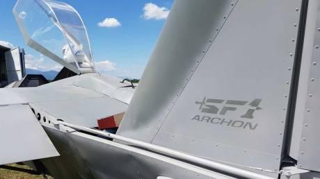 """Θεσσαλονίκη: Σε δοκιμαστικές πτήσεις το διθέσιο αεροπλάνο """"Atairon"""""""