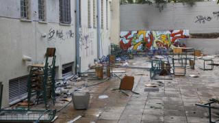 Χανιά: Βανδαλισμοί στο σχολείο που διδάσκονται παιδιά αλβανικής κοινότητας