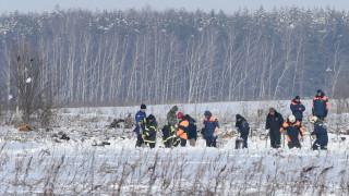 Συντριβή ρωσικού αεροσκάφους: Εντοπίστηκε το δεύτερο «μαύρο κουτί»