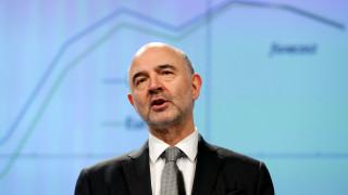 Κυρώσεις σε βάρος των φορολογικών παραδείσων ζητά ο Πιέρ Μοσκοβισί