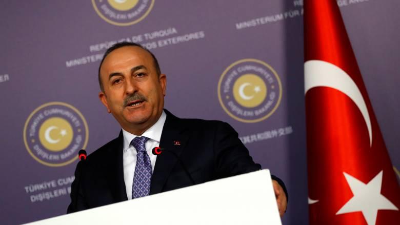 Τσαβούσογλου: Σε κρίσιμο σημείο οι σχέσεις Τουρκίας - ΗΠΑ