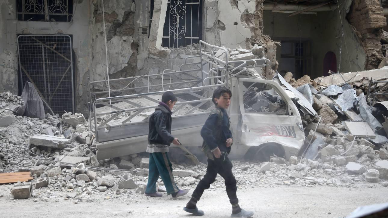 Το ατελείωτο συριακό δράμα: Χειρότερη η κατάσταση για τους άμαχους