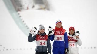 Χειμερινοί Ολυμπιακοί Aγώνες 2018: Χρυσό με εντυπωσιακά άλματα η Λούντμπι