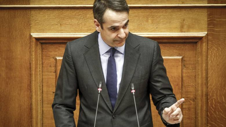 Μητσοτάκης: Το κράτος δικαίου βάλλεται βάναυσα από τις μεθοδεύσεις της κυβέρνησης