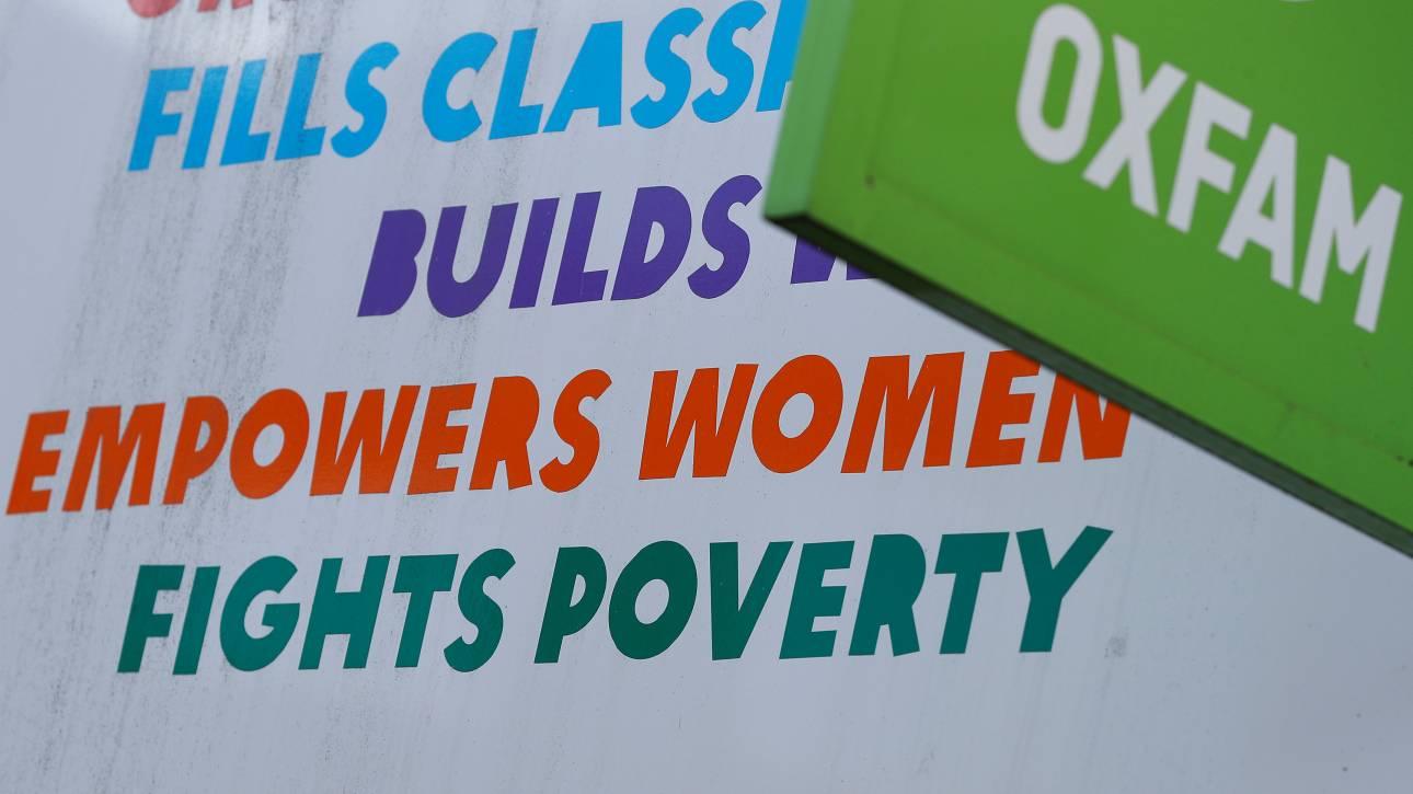Σκάνδαλο Oxfam: Παραιτήθηκε η αναπληρώτρια διευθύντρια αναλαμβάνοντας όλη την ευθύνη