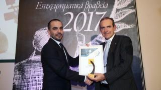 Η Τράπεζα Πειραιώς αναδείχθηκε Καλύτερη Εταιρεία 2017 στα Επιχειρηματικά Βραβεία ΧΡΗΜΑ