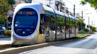 Διακοπή κυκλοφορίας στο τραμ - Πού δεν θα πραγματοποιηθούν δρομολόγια