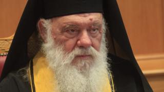 Αρχιεπίσκοπος Ιερώνυμος: Τα βιβλία των Θρησκευτικών να φέρουν τη σφραγίδα της Εκκλησίας