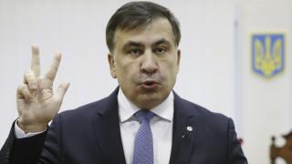 Απελάθηκε από την Ουκρανία ο πρώην πρόεδρος της Γεωργίας Σαακασβίλι