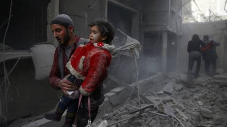 Εφτά χρόνια πολέμου στη Συρία: Μια παγκόσμια ντροπή (vid)