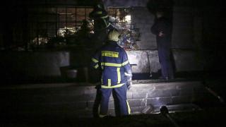 Ένας νεκρός από φωτιά στον Κολωνό