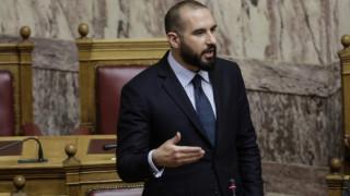 Δ. Τζανακόπουλος: Μας προβληματίζει έντονα η εντεινόμενη τουρκική προκλητικότητα