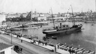 Φεβρουάριος 1906: Μνήμες από την αιματηρή βεντέτα Μανιατών - Κρητικών στον Πειραιά
