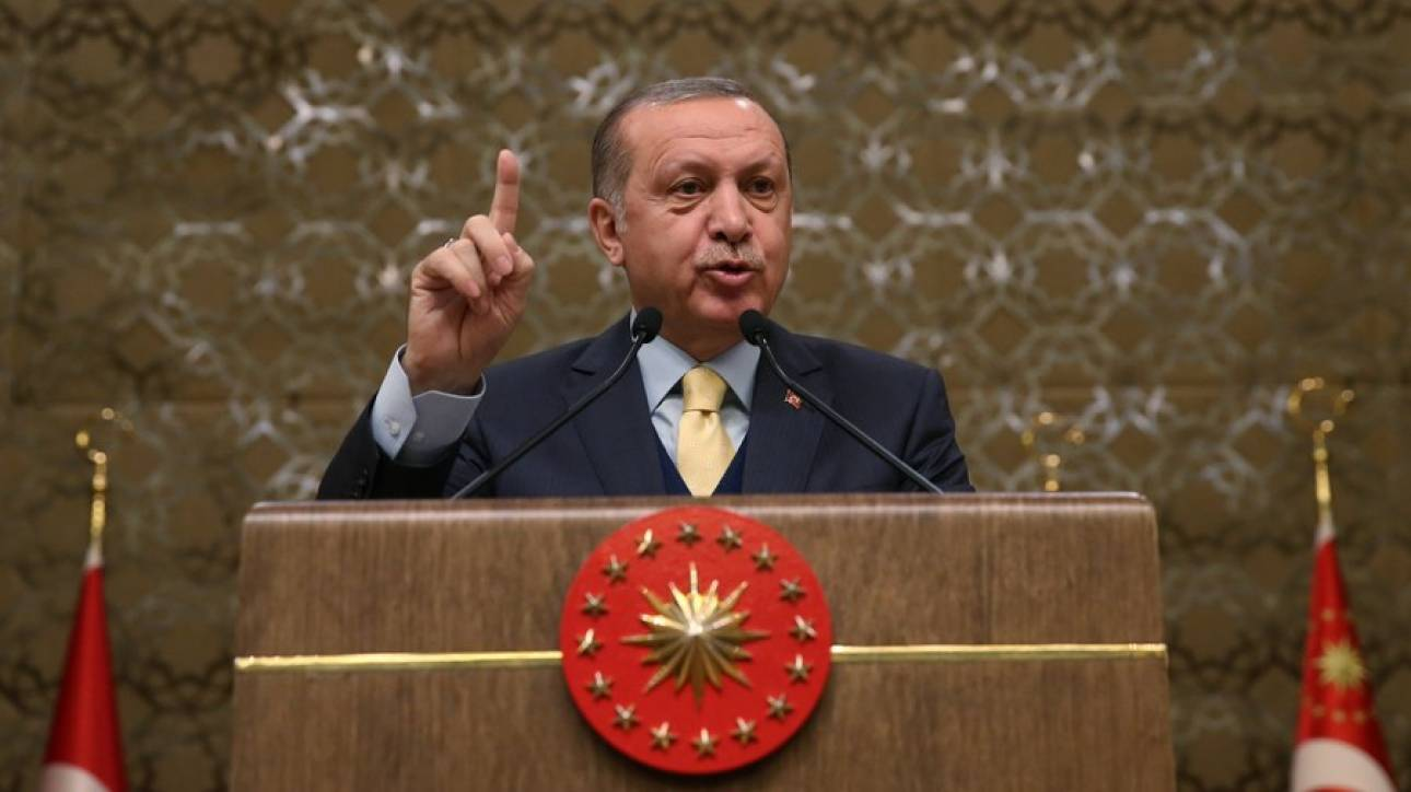 Επιβεβαιώνει το περιστατικό στο Αιγαίο ο Ερντογάν: «Υπήρξε κάποιου είδους προσέγγιση»