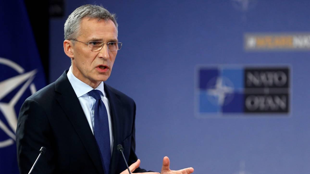 Στόλτενμπεργκ: Η πρωτοβουλία ευρωπαϊκής άμυνας δεν πρέπει να εμφανιστεί ως εναλλακτική του ΝΑΤΟ