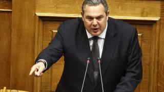Πρόταση νόμου ΚΟ ΑΝΕΛ για την εξαίρεση της δωροληψίας από το νόμο περί ευθύνης υπουργών