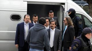 Προσδιορίστηκαν στην Ολομέλεια του ΣτΕ οι αιτήσεις για τον έναν εκ των οκτώ Τούρκων αξιωματικών