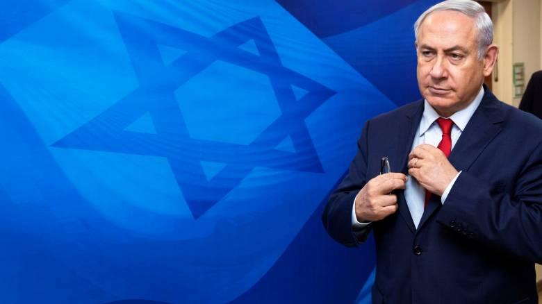 Η ισραηλινή αστυνομία εισηγείται την παραπομπή του Νετανιάχου
