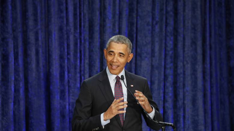 Εντοπίστηκε φάκελος με λευκή σκόνη στο γραφείο του Μπαράκ Ομπάμα