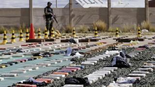 Ισημερινός: Έκρυβαν 1,5 τόνο κοκαΐνη μέσα σε πακέτα με σοκολάτα