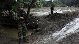 «Γελοία» χαρακτηρίζει η Κολομβία την κατηγορία περί εισβολής στη Βενεζουέλα