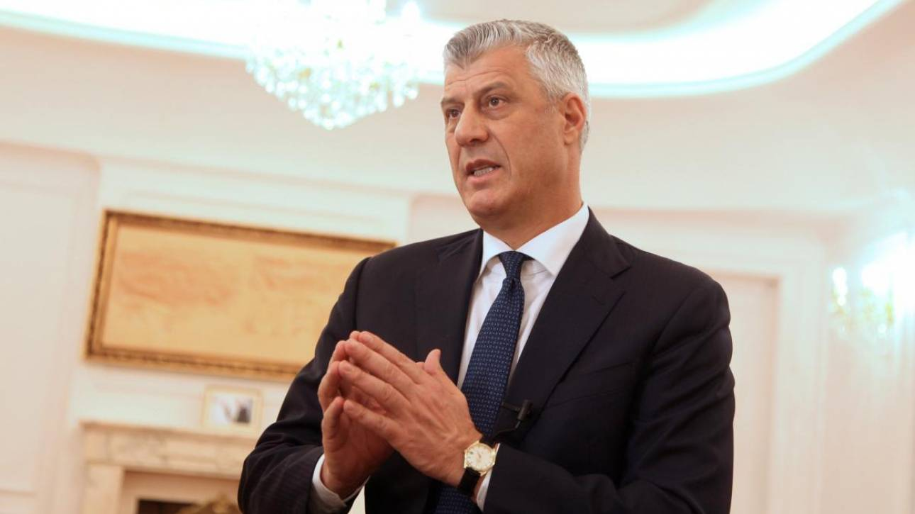 Θάτσι: Δεν υπάρχει θέμα διαίρεσης του Κοσόβου