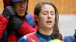 Χειμερινοί Ολυμπιακοί Αγώνες: Τρομακτικό ατύχημα για Αμερικανίδα αθλήτρια