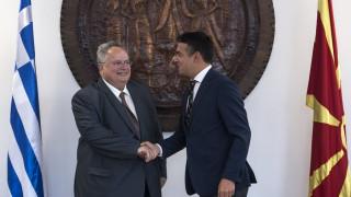 Σκοπιανό: Η τριμερής της Βιέννης και πώς αποτυπώνεται η πρόοδος στα σκοπιανά ΜΜΕ